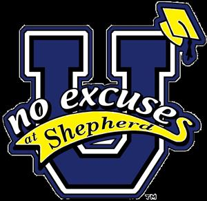 No Excuses at Shepherd